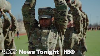 How To Pass The Army's Combat Fitness Test (HBO)
