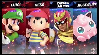 Super Smash Bros Ultimate Amiibo Fights   Request #4039 Smash Bros Civil War