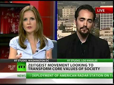 Zeitgeist founder calls for a resource based system