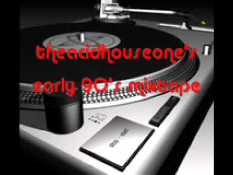 Late 80s early 90s classic house music  mixtape number 1
