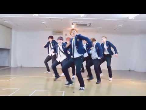 防弾少年団(BTS) Boy In Luv(상남자) dance cover - 防災少年団(BCS) - japanese girls