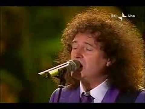 Queen + Luciano Pavarotti - Too Much Love Will Kill You