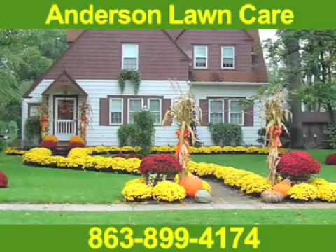 Anderson Lawncare, Lakeland, FL