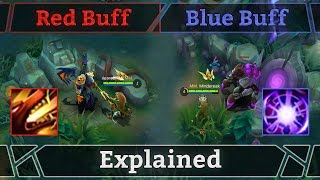 Mobile Legends: Red and Blue Buff Explained! [ML Mechanics]