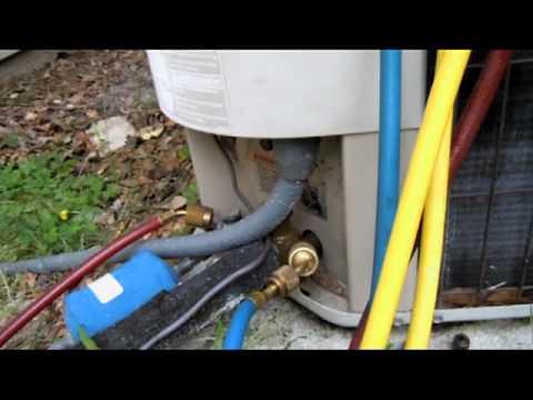 Small Air Conditioner Repair