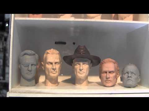 Sideshow/Hot Toys 1/6 sculpts, heads & accessories, Breaking Bad & more