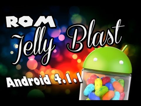 Room Jelly Blast v3.0.3. Android 4.1.1