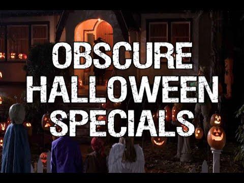 Obscure Halloween Specials - Good Bad Flicks