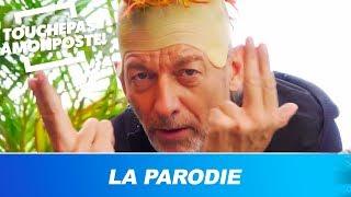 Jul, Maître Gims... Les chroniqueurs de TPMP parodient les rappeurs !