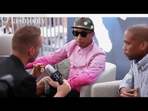 Parley Project & Bionic Yarn Show ft. Pharrell at Mercedes-Benz...