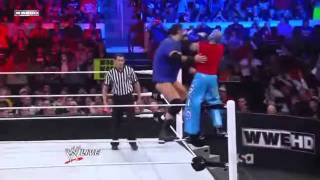 WWE Draft 2011 Highlights