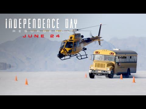Independence Day: Resurgence   On Location: Utah Salt Flats [HD]   20th Century FOX