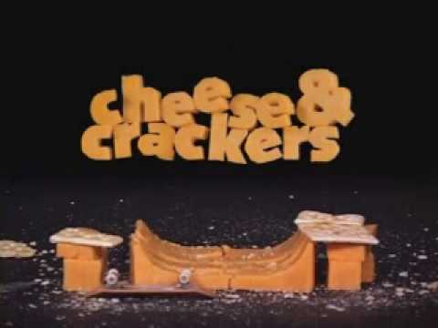 Almost - Cheese and Crackers
