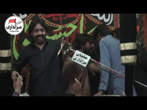 Zakir Imran Abbas Turabi I Majlis 29 Muharram 2018 I Qasiday And Masiab I