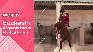 Buzkashi | Afghanistan's Brutal National Sport | Trans World Sport