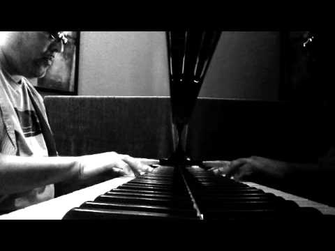 Algo Esta' Cayendo Aqui (jose Luis Reyes) -piano Cover By Alexis Ortega video