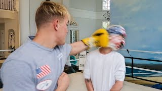 I Let Jake Paul Punch Me In The Face