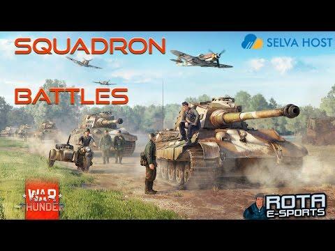 War Thunder - Duelo de Clans -ROTA- vs =LFR=