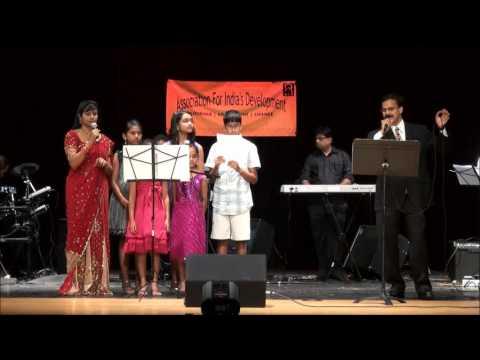 Koi Ladki Hai By Kanthi Yedavalli and Ravi Gooty Bollywood Rhythms...