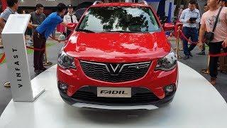 Ô tô Vinfast Fadil có hơn Hyundai i10 và Toyota Wigo không?
