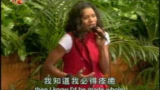 Watch Nicole C. Mullen One Touch (press) video