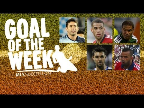 Goal of the Week Nominees: Week 6