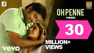 Oh Penne Video song from Vanakkam Chennai