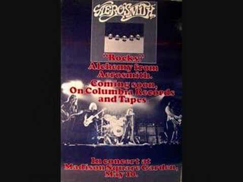 Aerosmith lick and a promise