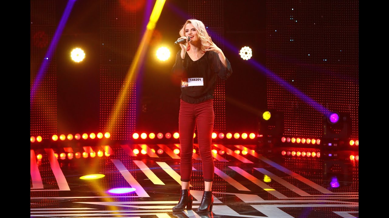 "Zara Larsson - ""Only You"". Vezi interpretarea Alexandrei Moraru la X Factor"