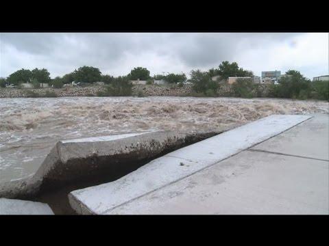 Flash flooding causes damage, prompts evacuations