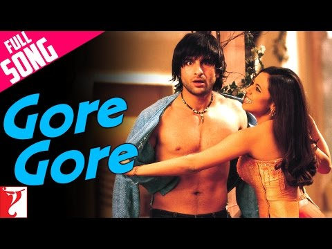 Gore Gore Say Chore  - Song - Hum Tum video