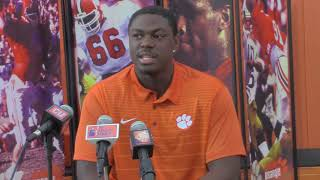 TigerNet: Anchrum says Clemson offense was confident going into season