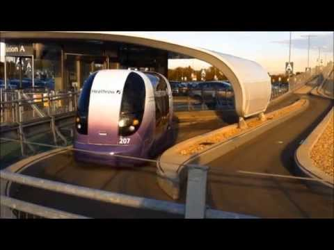 London Heathrow POD ULTra PRT videos 2011-10-27.wmv