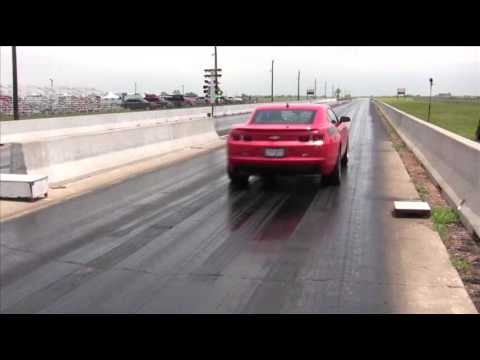 WORLD S QUICKEST & FASTEST 2010 CAMARO SS:  11.67 @ 121 mph 1/4 Mile