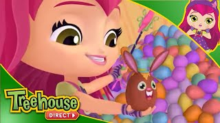 Little Charmers   Sparkle Bunny Day Song!   Happy Easter from Treehouse Direct!