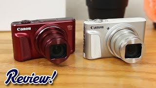 Canon PowerShot SX730 HS vs Canon PowerShot SX720 HS - Real Comparison!