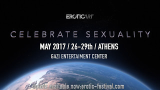 Celebrate Sexuality - Erotic Art Festival 2017®/ Motto