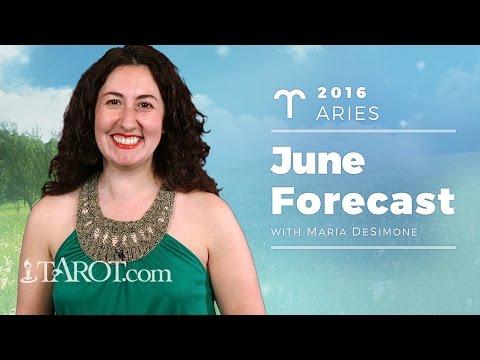 Aries Monthly Horoscope: June 2016