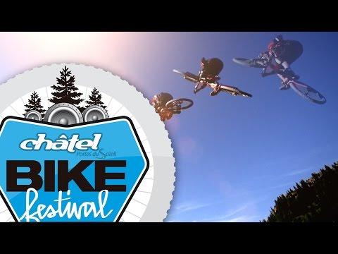 Châtel Bike Festival 2015: le trailer...