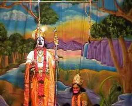 Sri Ramanjaneya Yuddham Padya natakam - part2