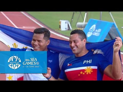 Athletics Men's Hammer Throw  Final (Day 4 morning) | 28th SEA Games Singapore 2015