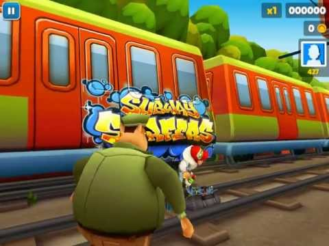 Subway Surfers working for PC ~ Keyboard Controller FIX