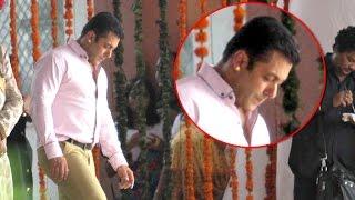 Salman Khan CRYING On The Sets Of Prem Ratan Dhan Payo
