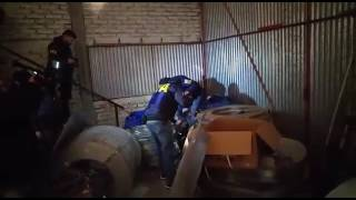 Argentina Police Arrest Sinaloa Cartel Members and Seize 2 Tons of Cocaine