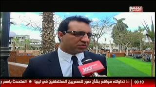 """احمد مرتضى منصور : فيه اختراع اسمه """"تذاكر"""" وفىه تقصير من """" الشرطة """""""