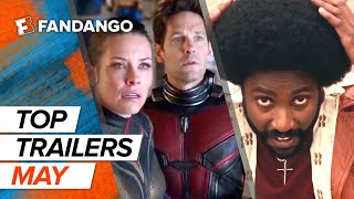 Top New Trailers - May 2018