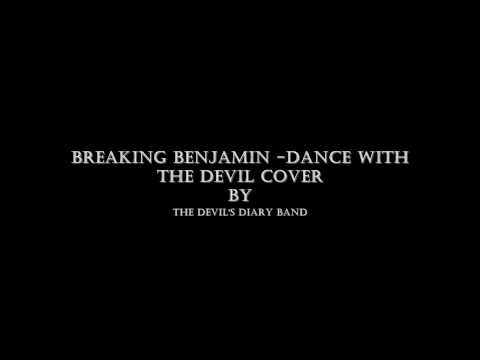 Breaking Benjamin -dance With The Devil Instrumental Cover .wmv video