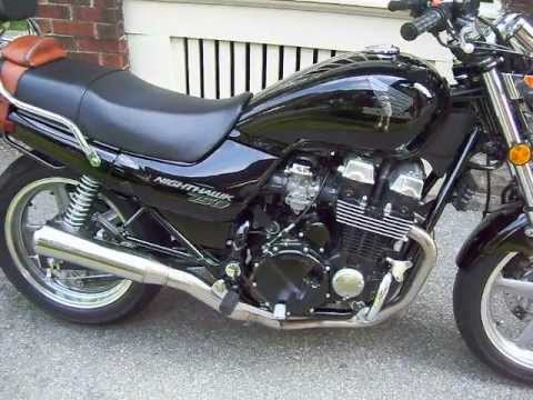 2001 Honda Nighthawk 750 -- Supertrapp exhaust
