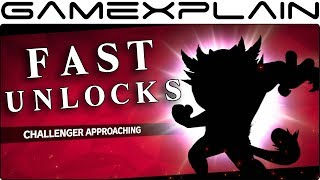 Fastest Way to Unlock Every Character in Super Smash Bros. Ultimate (So far...)