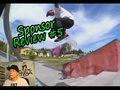 Sponsor Tape Reviews #5: